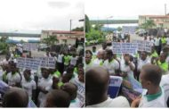 Pressure Group Storms Cross River Assembly, Decry State Of Roads