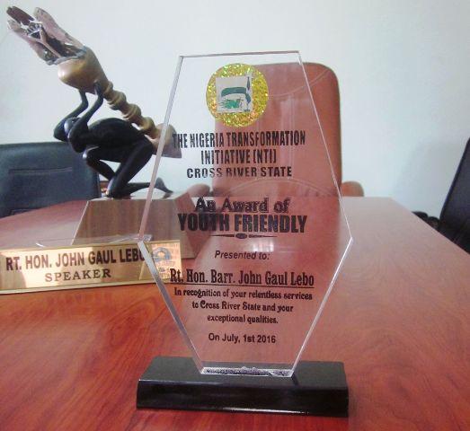 speaker award