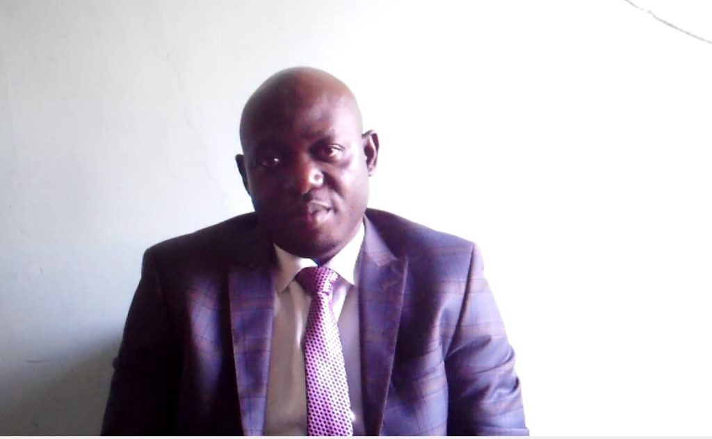 Hon. Hilary Bisong, member, 8th house of assembly