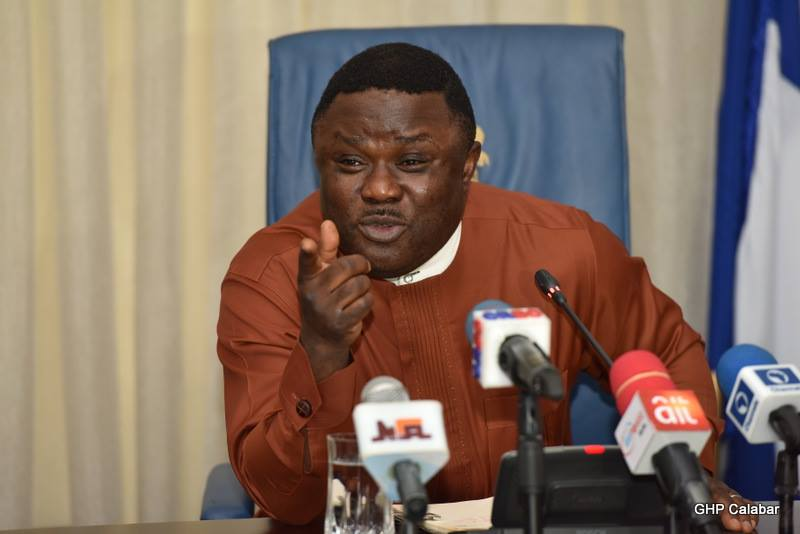 Governor Ben Ayade, to tour central and northern Cross River