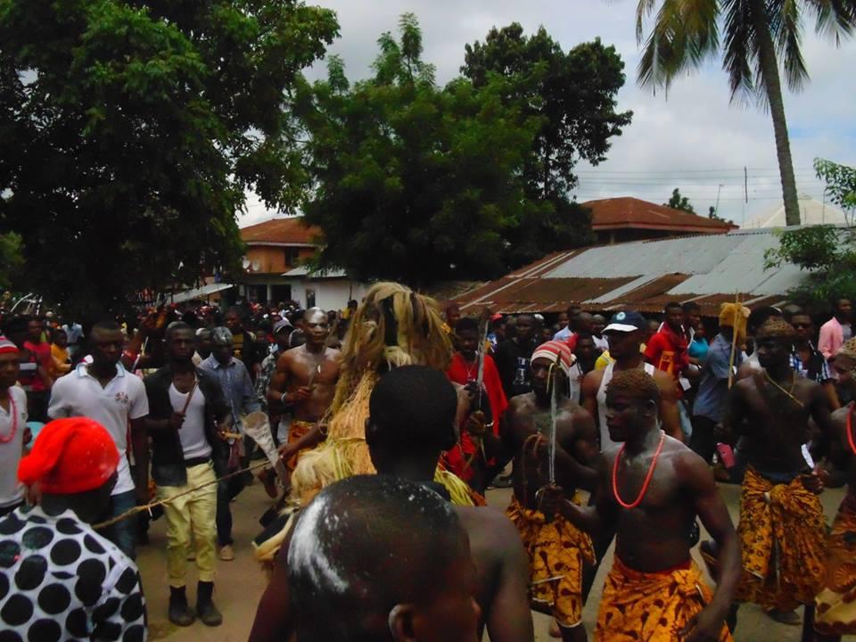 Etangala Carnival, Saturday