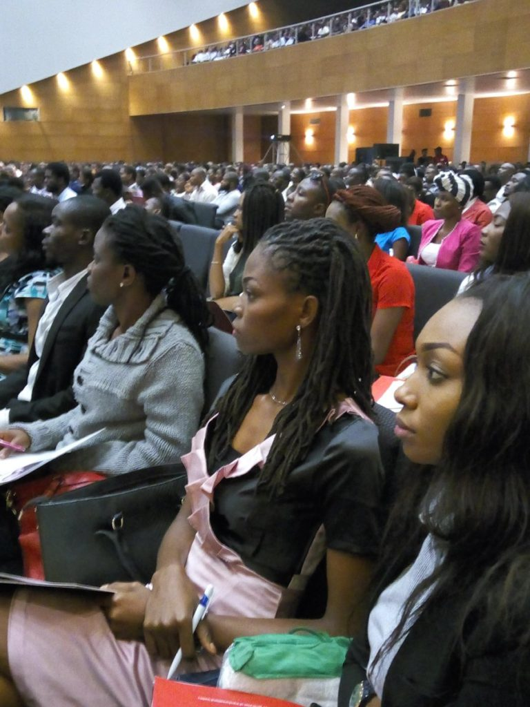 Participants at TBLF Career Day 2016