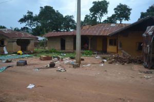 AFTERMATH OF INVASION OF BUSI 4 JULY 2016