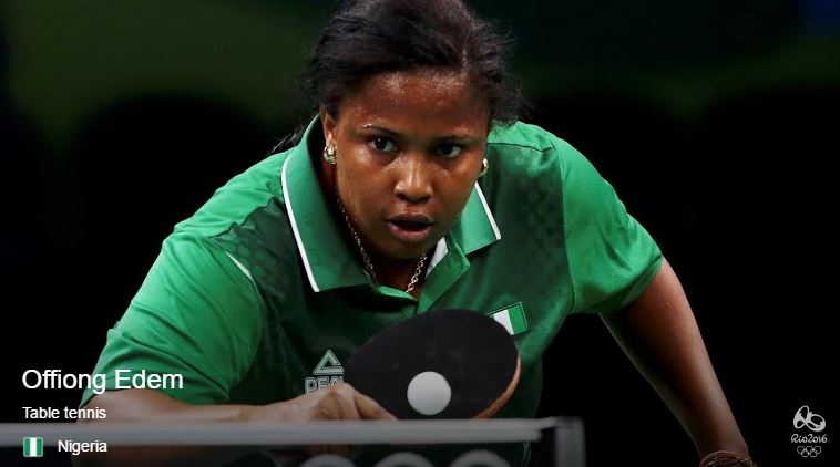 Olympics: Women's Hopes Dashed In Tennis As Offiong Crashes Out