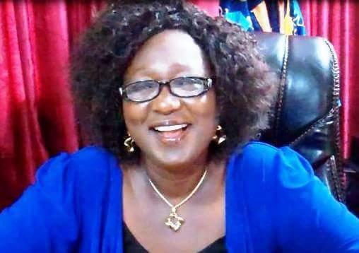 Professor Florence Obi,DVC Academic UNICAL
