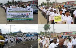 Partners For Peace Marks World Peace Day, Calls On Cross River Government To Mitigate Conflicts With Early Warning Signs