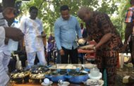 New Yam Festival: Legor, Orim Celebrate With Constituents