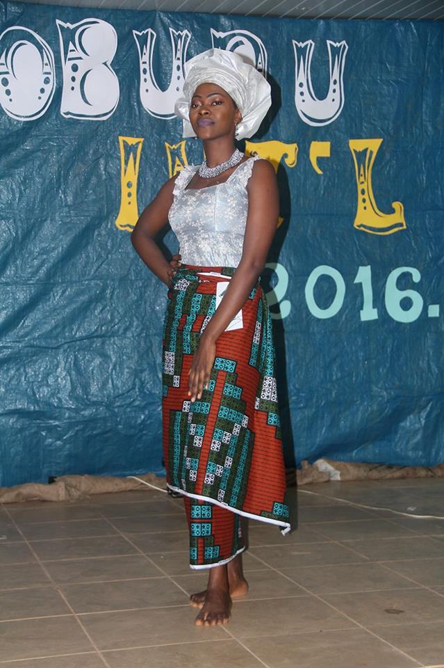 2016 Obudu Int'l Face Of Culture, Miss Perpetua Adie