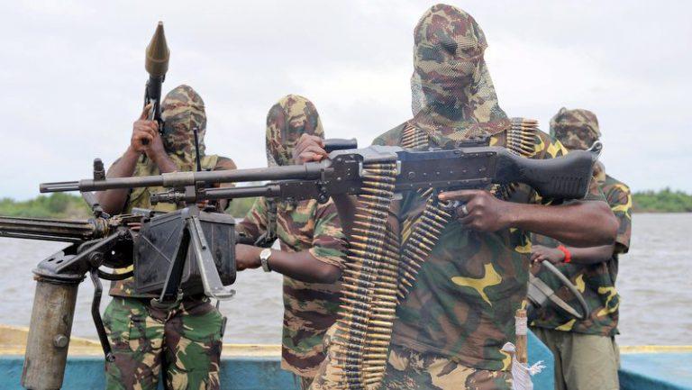 Militants (saharareporters pix)