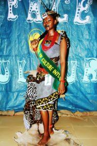 2016 Obudu Face of Culture International Queen Miss Aerpetual Adie