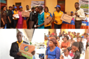 Let's Touch Lives International Gives Out Laptops To Members In Calabar