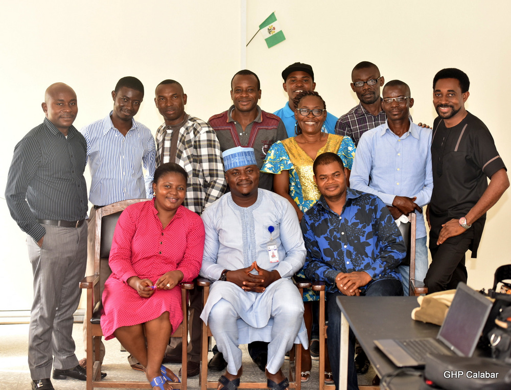 Cross River Government House Correspondents