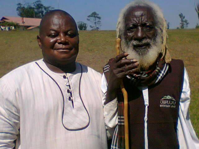 Nandi Bette (left) and Mountain Man (right) Photo Credit: Facebook/Nandi Bette