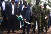 Nigerian Army Breaks Ground For Eco-Friendly Ayade's Mega City In Calabar