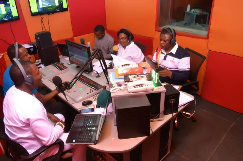 Commissioner George Ekpungu and Dr. Getrude Njar on the Dialogue With Agba Jalingo on Hit Fm Calabar