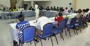 Cross section of the SOuth-South stakeholders meeting in Axari hotel Calabar
