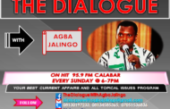 The Dialogue With Agba Jalingo Begins Live Streaming On Facebook