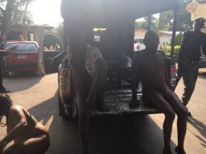 Police Foil Kidnap Attempt In Calabar, Arrests Three