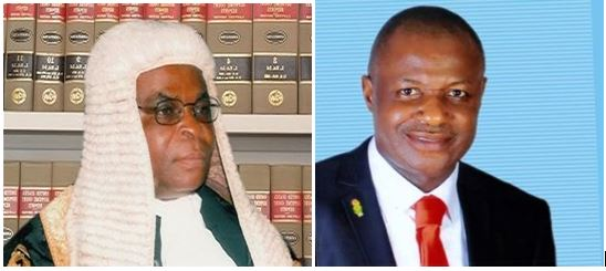 Buhari Has Shamed Critics With Onnoghen's Swearing-in As CJN – Ochicha