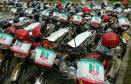 Jedy Agba Defies Ban, Donates 64 Motorcycles To Cross River South APC