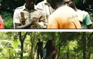 Shan George Debuts NollyWood Film (AYADE) In Bette Language (Watch Thriller Video)