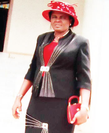 Mrs. Bibiana Elemi-Edu - kidnapped