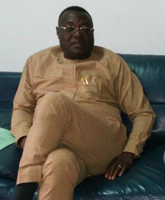 Chief Tony Undiandeye, SSA Public Affairs to Governor Ayade