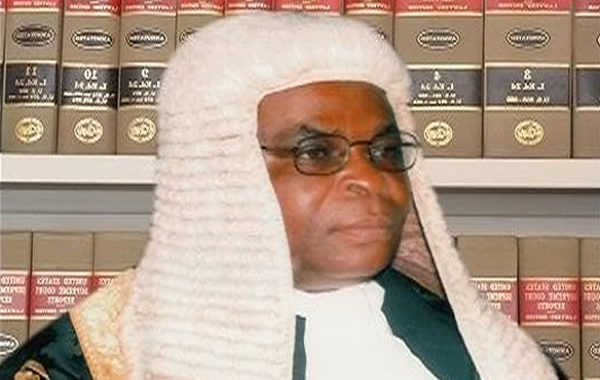 Senate To Debate Onnoghen's Confirmation On Wednesday