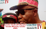 Emulate Peaceful Nature Of Cross River State, Senate Minority Leader, Akpabio Tell Other States