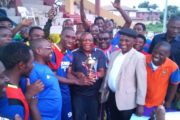 Team Cross River State To Represent South-South At Nigeria Medical Association National Games