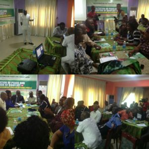 Pictures from the event in Calabar.