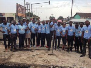 The NGO members.