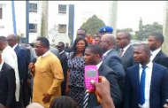Security Breach As Governor Ayade Loses His Two Phones