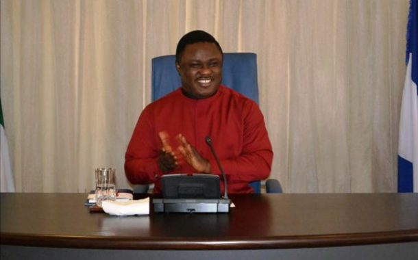 Ayade Pays December Salary In Advance