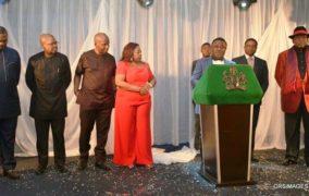Governor Ayade Inaugurates 2016 Calabar Carnival Village