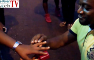 CARNIVAL CALABAR 2016: Odo Lawrence Proposes To Pamela Nelson In Front Of Over 300 Crowd (VIDEO)