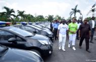 Ayade Donates 160 Vehicles To Security Agencies, Promises Crime Free Carnival Calabar