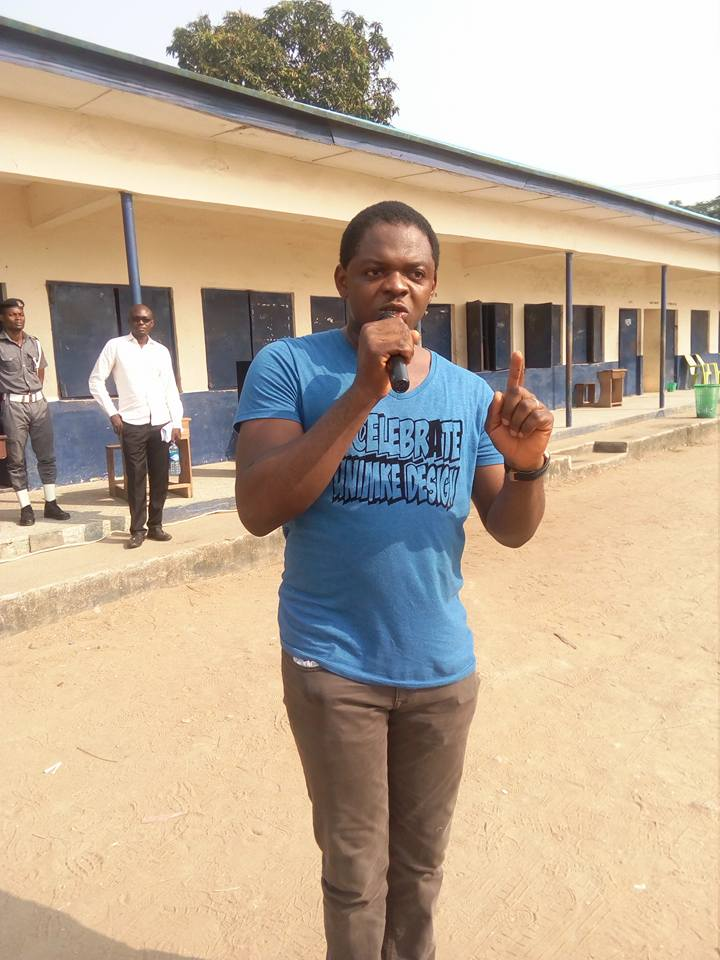 SA Technical, Eric Akpo