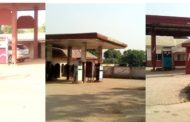 OBUDU: Youths Seal Fuelling Stations Over 10 Naira Increase In Pump Price