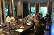 Calabar Smart City; Ayade Meets Huawei, Discuss Technicalities And Design