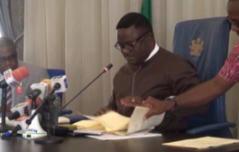 Ayade's 2017 Budget Of Infinite Transposition: Budgeting Strategy For Decoupling Cross River From Federal Allocation BY EMMANUEL ETIM