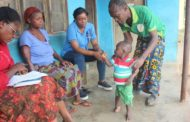 Cross River Government, NMA, Red Cross Begin Treatment For Boy Misdiagnosed Of Polio
