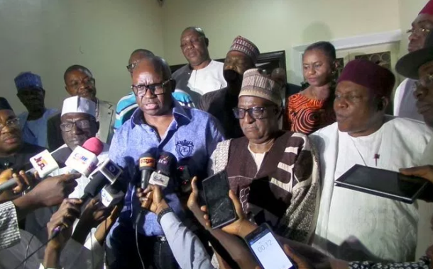 Governor Ayade Conspicously Absent From PDP Governors Meeting