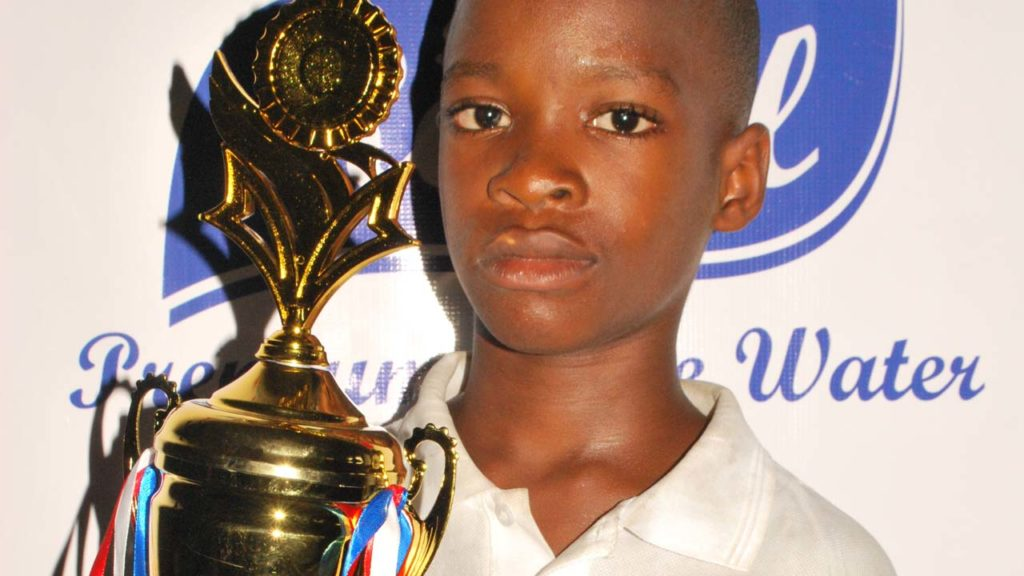 8 Year Old Bright Udoh, Steals Show At Maiden Calabar Table Tennis Championship