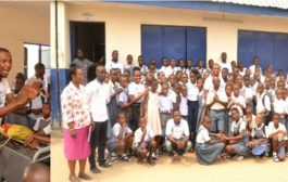 Fortune Global Humanitarian Initiative Ends Catch Them Young Campaign In Calabar South
