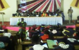 FCE Obudu Matriculates 1500 As TRCN Inducts 763