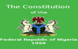 FG To Hold Public Hearing On Electoral And Constitution Review In Calabar Today