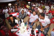 How Face, Real P Ajaba, Challex DeBoss, Presh, Big Daddy, Celebrated Valentine At Angles Lounge, Calabar (Pictures)