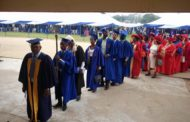 University Of Calabar Holds Matriculation For Freshers As Engineering Faculty Takes Off