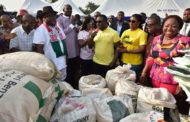 Birthday: Ayade Donates Insecticide Treated Nets, Foodstuff To Displaced Persons In Bakassi